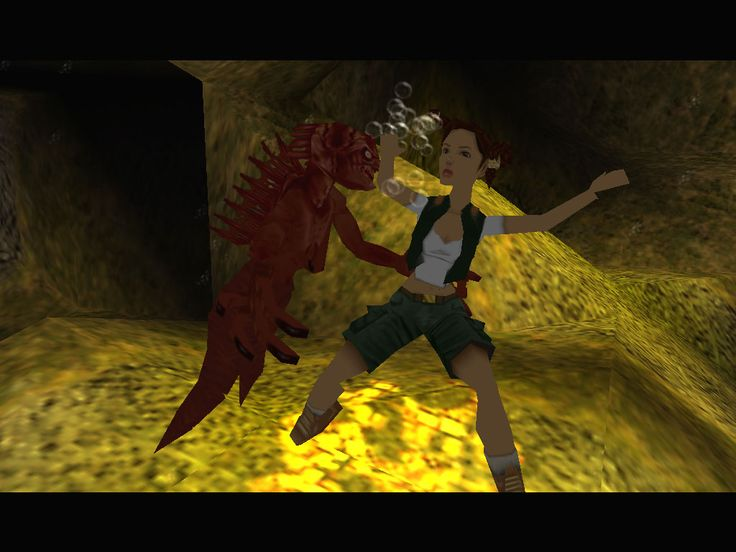 Tomb Raider 5 Game Screenshots