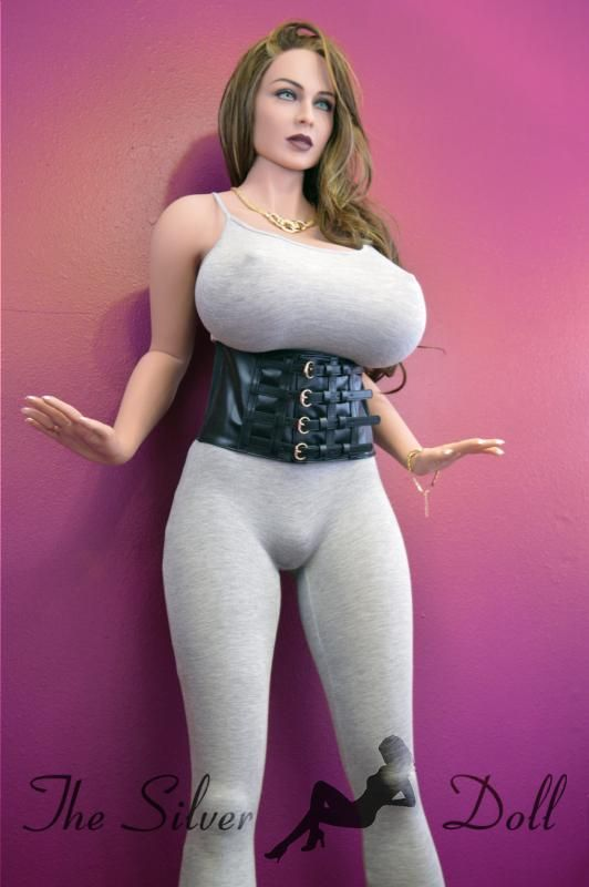 WM Dolls 170cm (5'6 ft) M-cup Realistic Love Doll with Huge