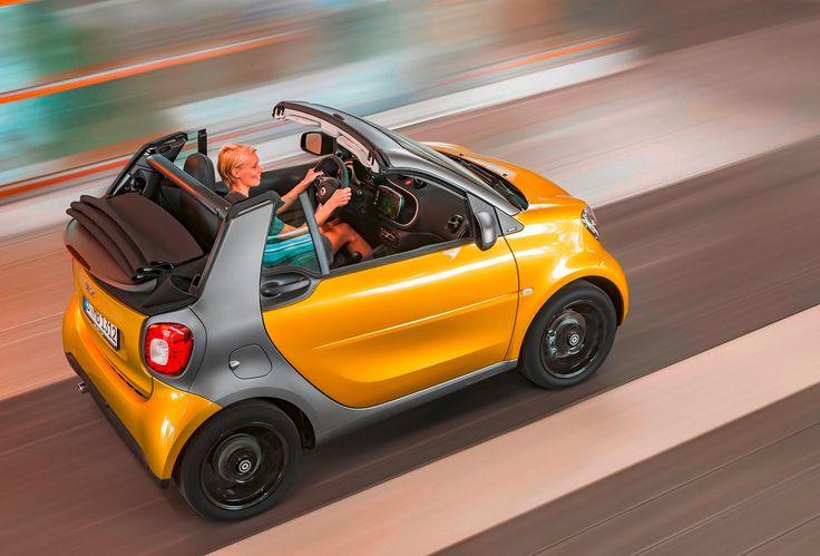 Smart Fortwo Cabrio - 2016 Green Design Video