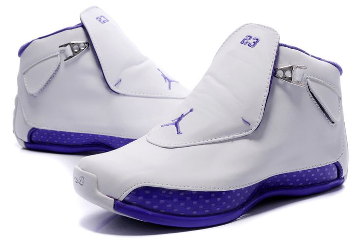 This Jordan 18 would be the shoe that finalized Micheal Jordans NBA career. In 2003 Jordan played for the Washington Wizards that would be the final time he put on a jersey and laced up his shoes.