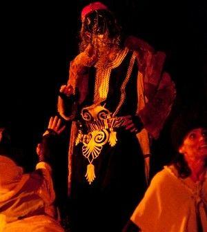 """Al Teatro Elicantropo va in scena lo spettacolo """"Dell'Amore e dei Segreti"""", testo e regia Antonio Iavazzo. In scena il secondo atto di una trilogia che ha come riferimento la poetica e il mondo visionario del grande drammaturgo belga Michel De Ghelderode. #teatro #Napoli"""