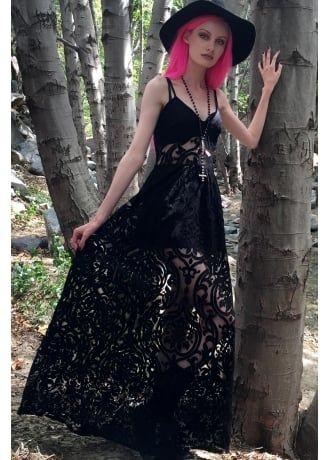 Folter Necromance Dress | Attitude Clothing
