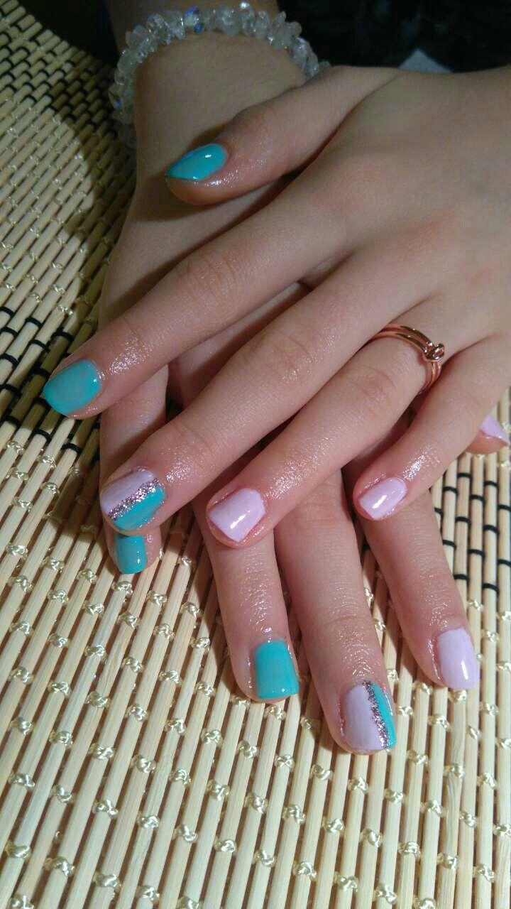 My nail!