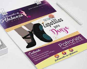 Definitive guide to make Ballet Shoes with Patterns from size 30 to 40 / pdf Patterns / Women and Girls ballet flats
