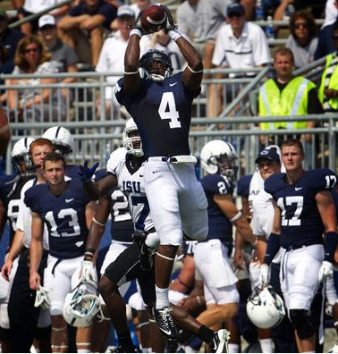 PENN STATE – FOOTBALL 2012 – Penn State safety-corner Adrian Amos, a member of PSU's 2011 recruiting class, is from Calvert Hall College High School in Baltimore.