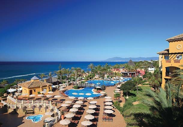 Marriott's Marbella Beach Resort en España. #Europa