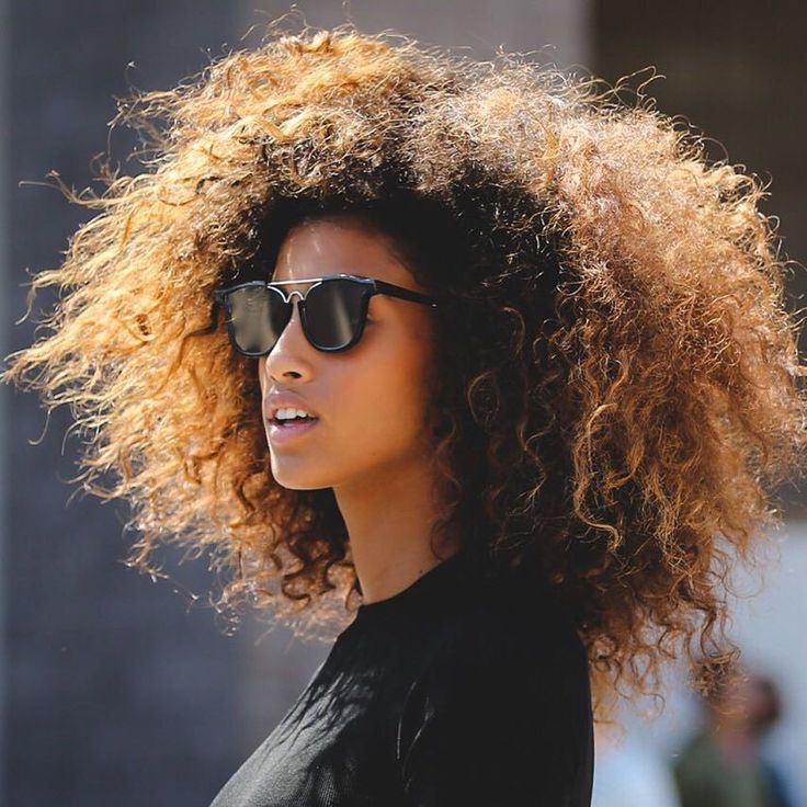 ♚ #Natural hair #black hair #curly #hair #cachos #cacheado #cheveux #Coiffure #boucles #crespo #rizo #long #longo #curls