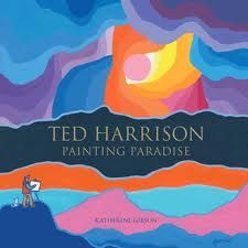 """Little"" Artists In Training: Ted Harrison Inspired Paintings"