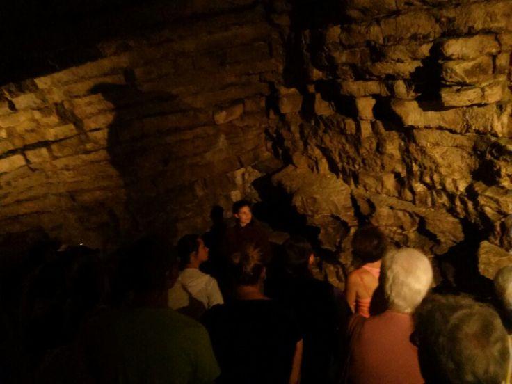 Lóczy-barlang in Balatonfüred, Veszprém megye