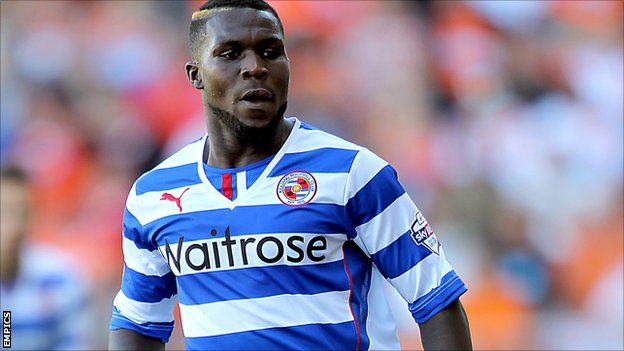 Reading: Royston Drenthe says Championship is 'crazy' - Article From BBC Website - http://footballfeeder.co.uk/news/reading-royston-drenthe-says-championship-is-crazy-article-from-bbc-website/