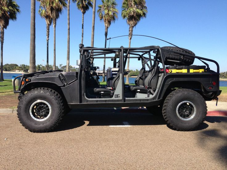 """'08 Hummer H1 """" Special Ops AT-RV """""""