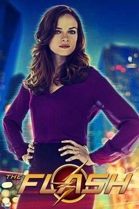 Danielle Panabaker as Caitlin Snow