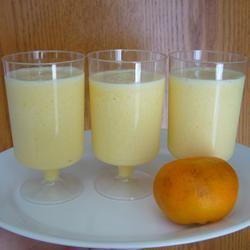 Orange GloriousGlorious Smoothie, Orange Drinks, Glorious Drinks, Beverages, Orange Smoothie, Orange Glorious Yum, Drinks 3, Allrecipes Com, Food Drinks
