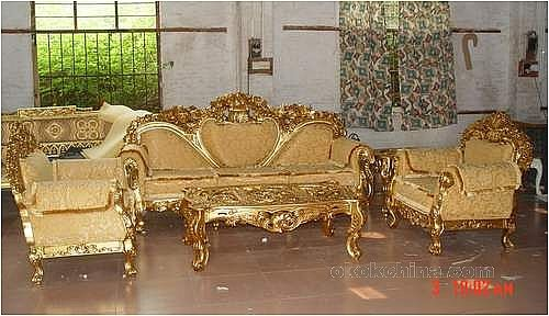 Victorian Furniture Luxury Louis Victorian Sofa Set