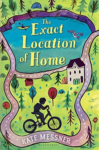 #kidlit Book of the Day: The Exact Location of Home @bloomsburykids #stem