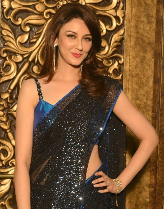 saumya tandon in saree sarees and blouses pinterest