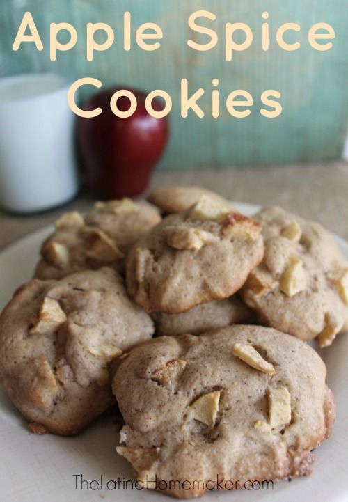 Apple Spice Cookies Recipe: A delicious recipe with the perfect combination of spices and apple.