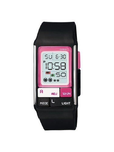 Casio Ladies Digital Watch LDF-52-1AEF With Poptone Resin Strap has been published to http://www.discounted-quality-watches.com/2013/08/casio-ladies-digital-watch-ldf-52-1aef-with-poptone-resin-strap/