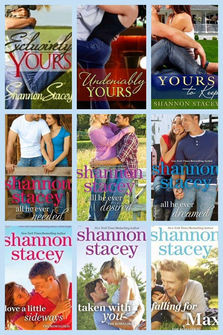 Kowalski Family Series  Shannon Stacey