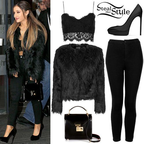 326 best images about ariana grande style on Pinterest ...