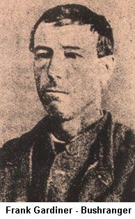Frank Gardiner - Bushranger