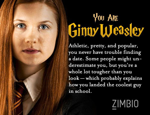 harry potter dating quizzes Find out who is your perfect harry potter boy learn why  you can take my  sorting hat quiz to find out( ) gryffindor  open up a dating profile.