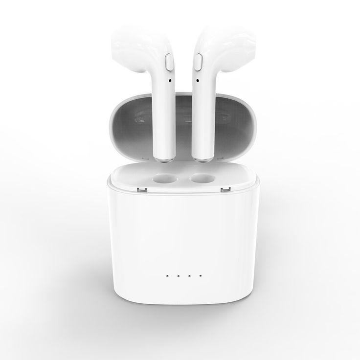 New Double Ear mini bluetooth Headsets Earbuds wireless Headphones not Air Earphone Earpiece Pods for apple iphone Android-in Earphones & Headphones from Consumer Electronics on Aliexpress.com | Alibaba Group