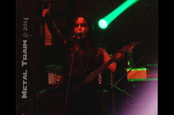 Bloodtide in Bogota - Metal Train