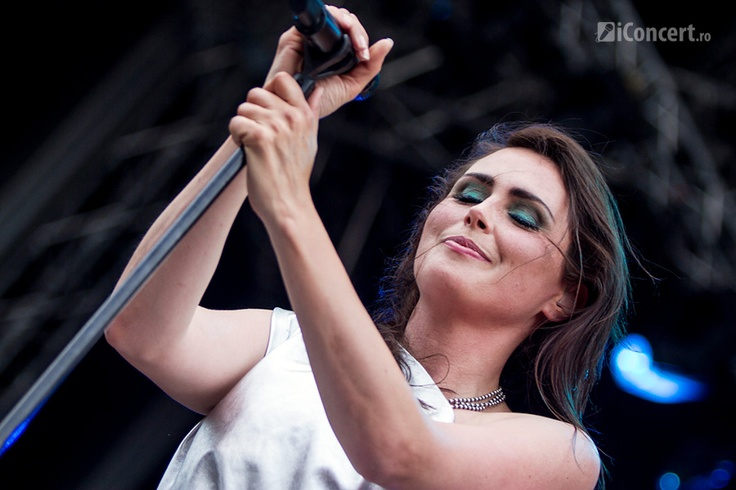 Within Temptation la Tuborg GreenFest – Rock the City 2012