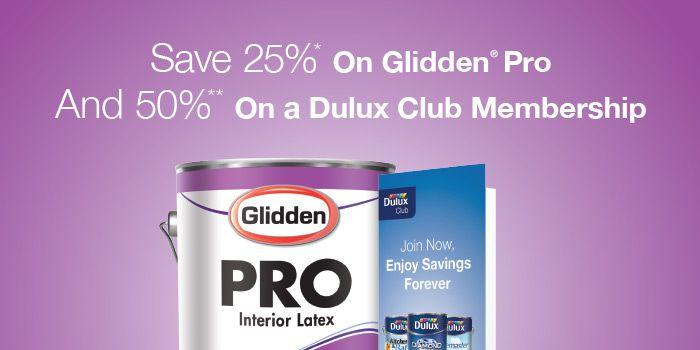 Dulux - Promotions