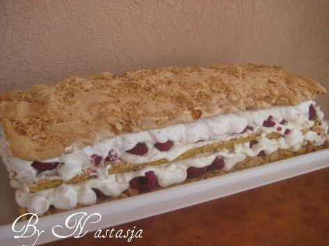 Ovo je jedina torta za koju sam posle oko 15 godina insistiranja na kraju ipak dobila recept. Cemu skrivanje i tajna? Ne znam...