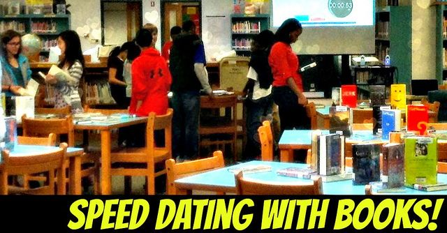 Book speed dating middle school