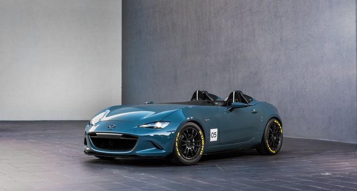 Was passiert, wenn zwei Mazda MX5-Studien eine Radikalkur machen | Classic Driver Magazine