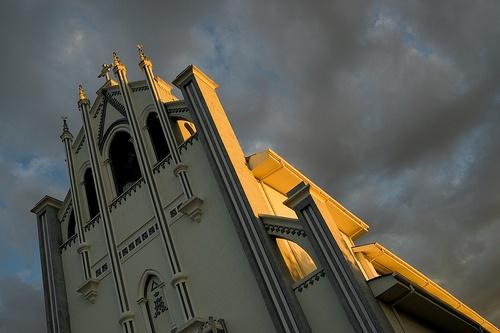 Iglesia Maria Auxiliadora, Granada