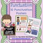 Have your students practice their use of punctuation with these adorable Punctuation Posters.Each punctuation poster includes an explanation of t...