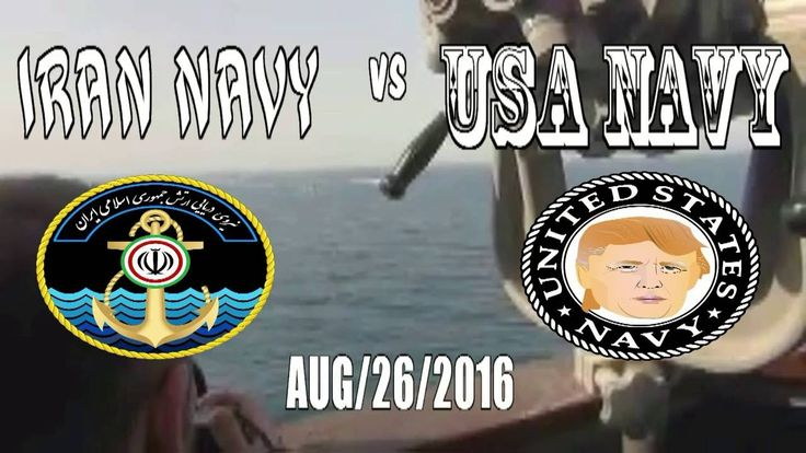IRAN HARASSES US DESTROYER | Navy fires warning shots