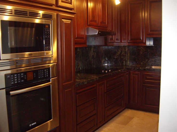 Kitchen Cabinet Stain Colors