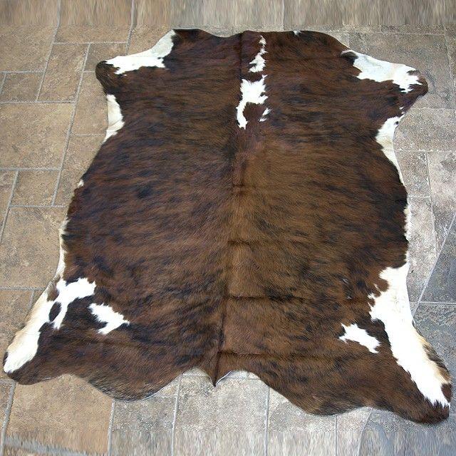 Hilason Genuine Hair On Leather Argentina Cowhide Skin Rug Carpet Cow Hide Rug Rugs On Carpet Area Carpet