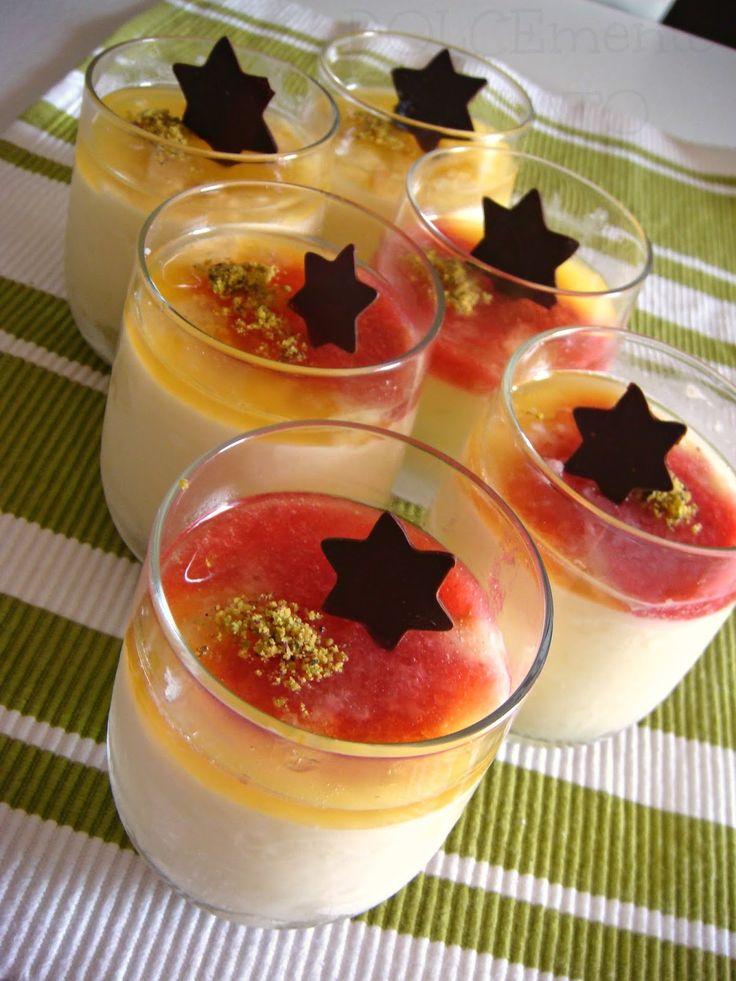 Un dessert fresco, non troppo elaborato ma con qualche passaggio, un mix di basi di Montersino prese in prestito da una sua omonima to...