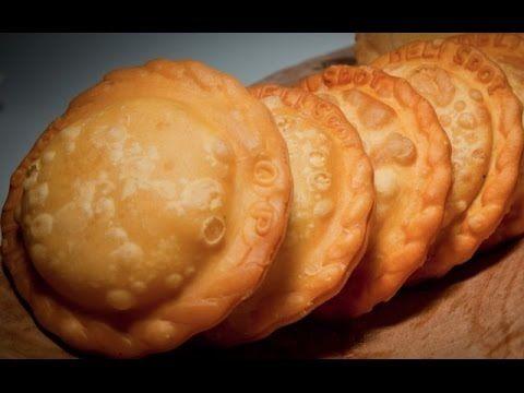 Cómo hacer Pastelitos de Pollo | Nicaragua en mi Cocina - YouTube
