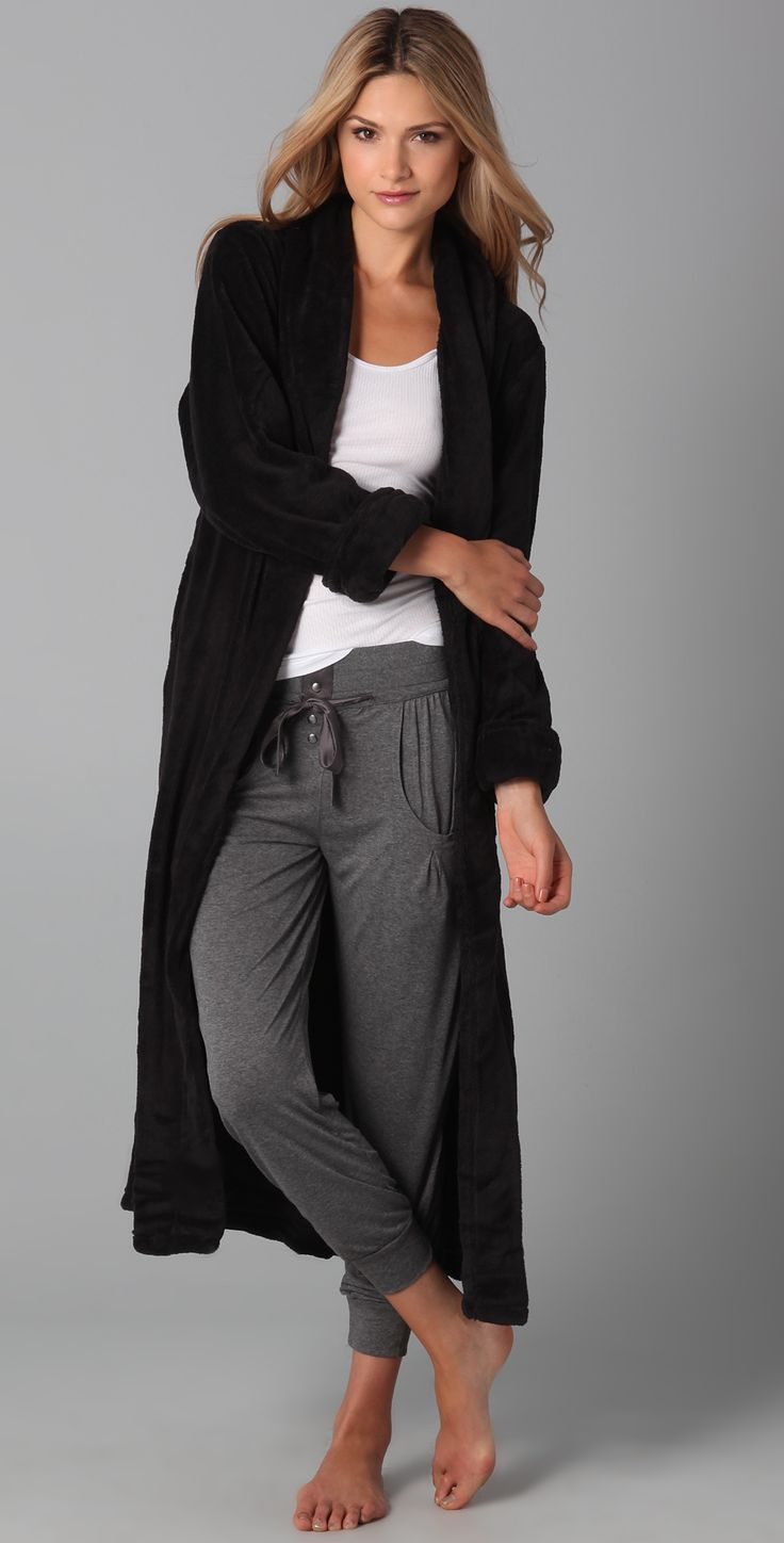 Bop Basics Long Robe | SHOPBOP