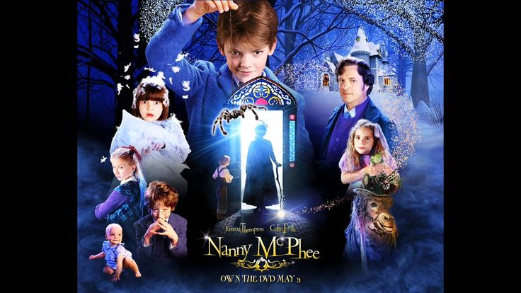 Nanny McPhee Original Soundtrack 18. Mrs. Brown's Lullaby