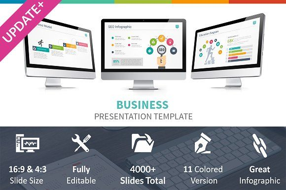 @newkoko2020 Business Presentation Template by GraStudios on @creativemarket #mockup #mockups #set #template #discout #quality #bulk #buy #design #trend #graphic #photoshop #branding #brand #business #art #design #buymockup #mockuptemplate