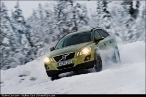 2010 Volvo XC60 Winter Testing Photos - http://sickestcars.com/2013/05/20/2010-volvo-xc60-winter-testing-photos/