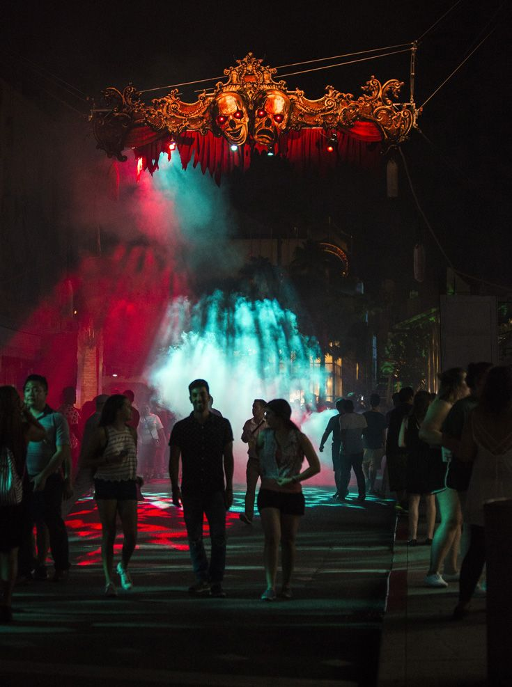 halloween horror nights frequent fear pass hollywood