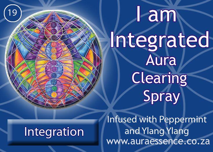 19-  aura clearing spray integration