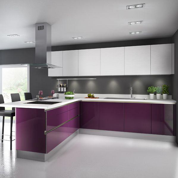 Cuisine ytrac de lapeyre deco cuisine aubergine couleur aubergine et relooking cuisine - Cuisine ytrac ...