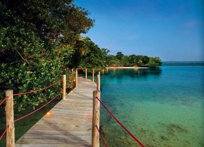 Take a relaxing stroll. Ratua Private Island, Vanuatu  www.islandescapes.com.au