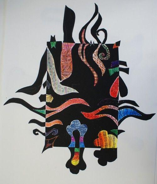 Vorm/restvorm 2014-2015 - De website van kunstopdemagnolia!