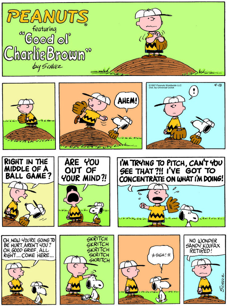Charlie Brown Comics
